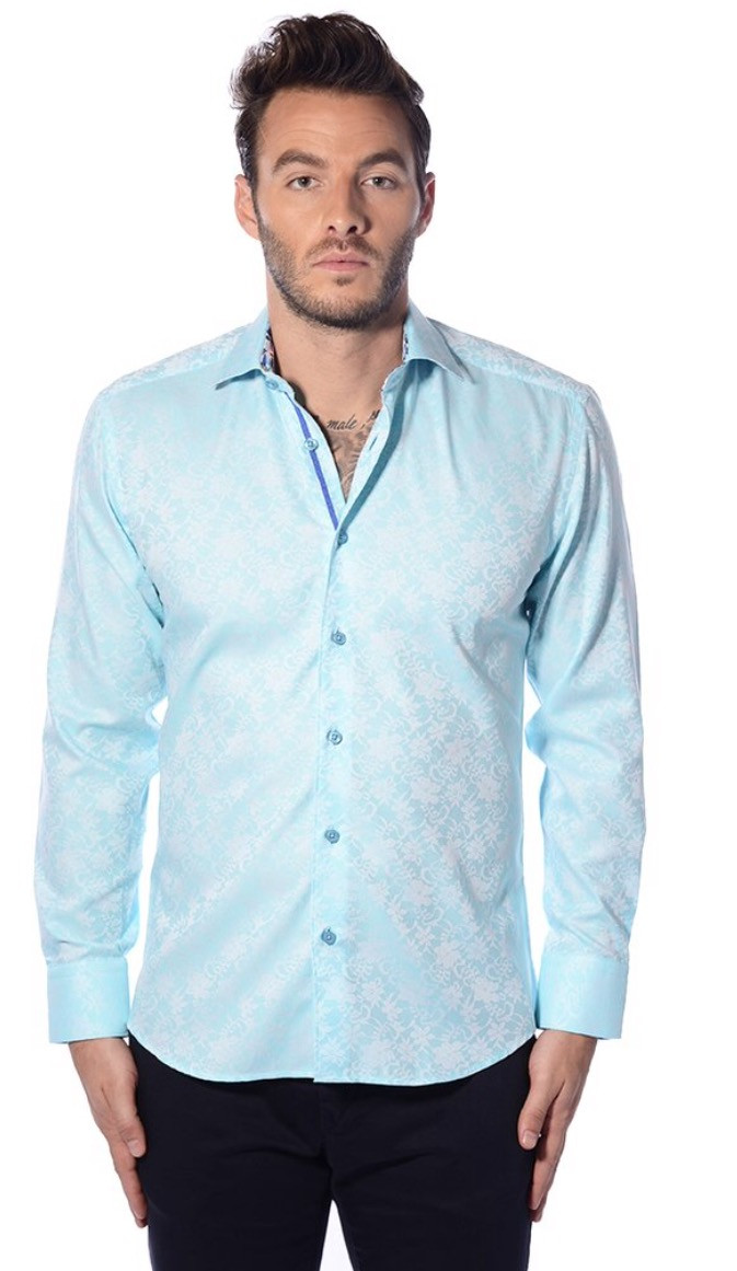 Men's Floral Bertigo Shirt