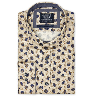 Printed and Paisley Shirts for Men