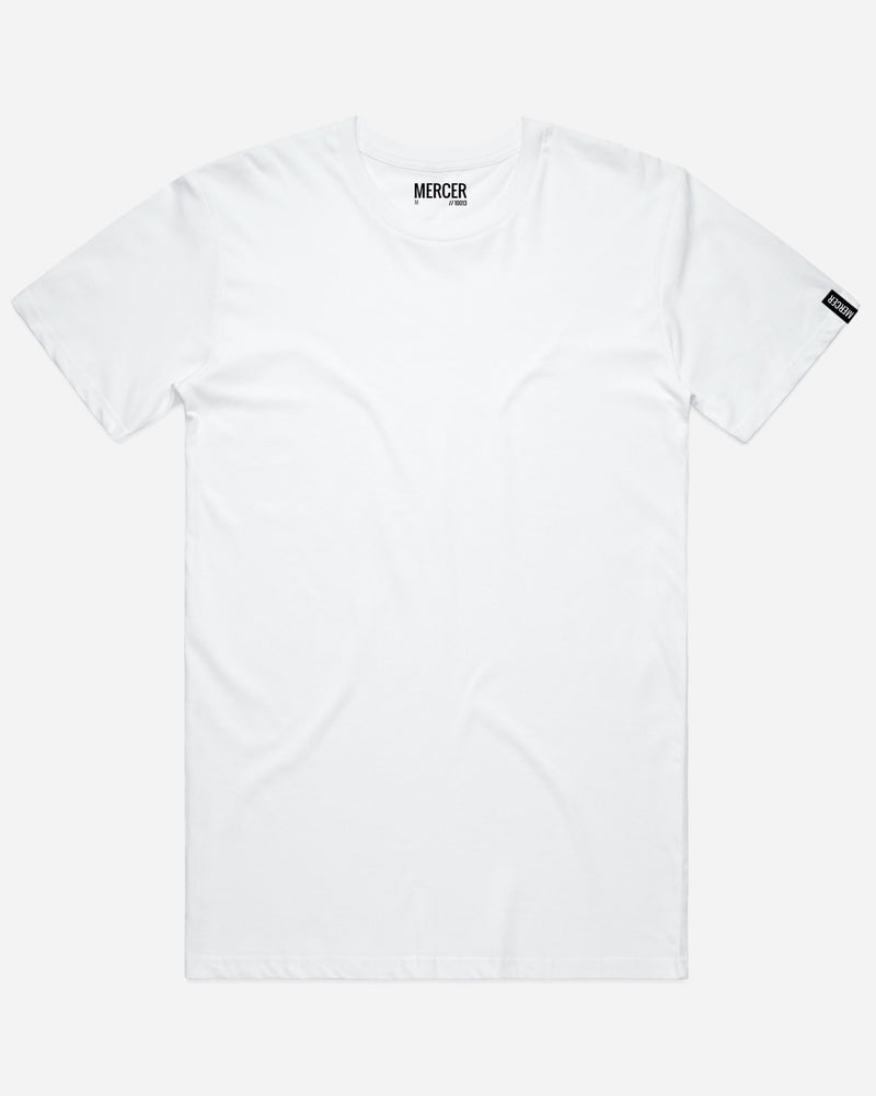 Mercer Crew Neck | Men's Basic T-Shirts