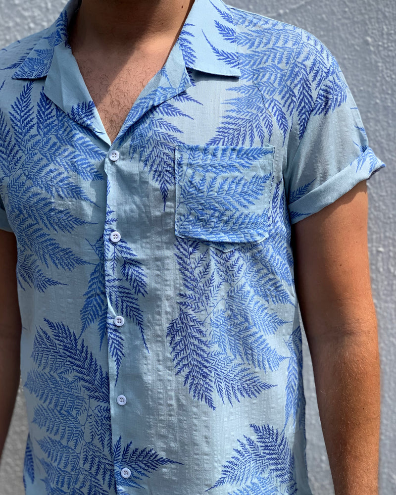 Mercer Coastal Short Sleeve Shirt | Men's Clothing Online