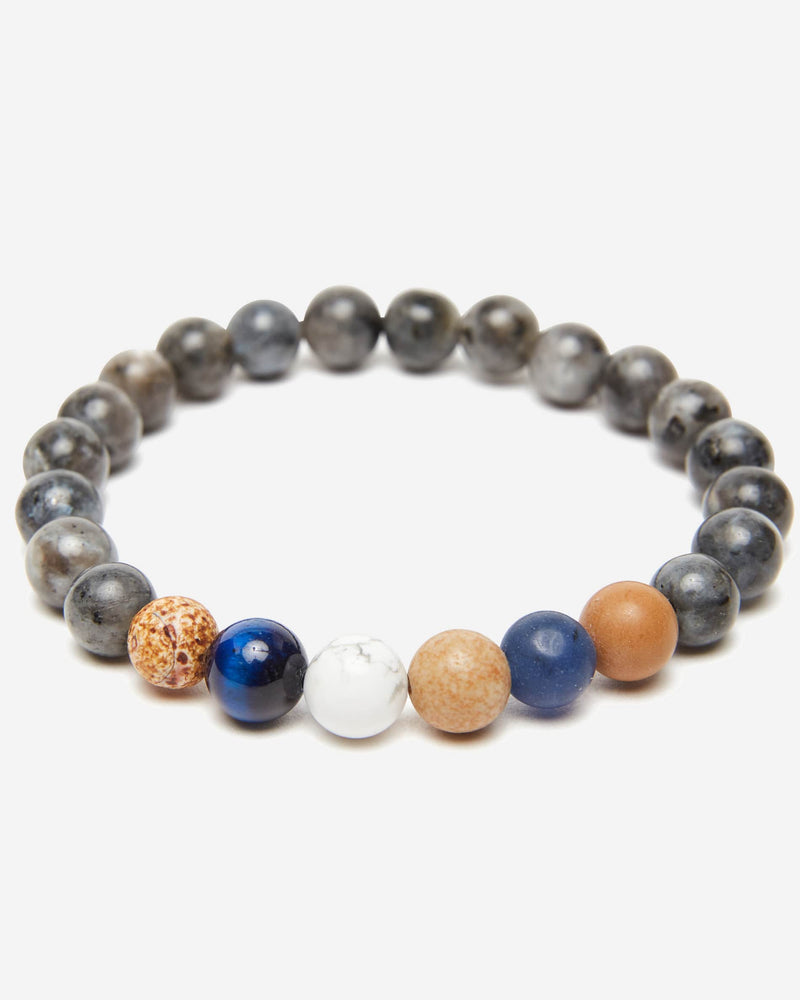 Storm Beaded Bracelet | Men's Accessories Online