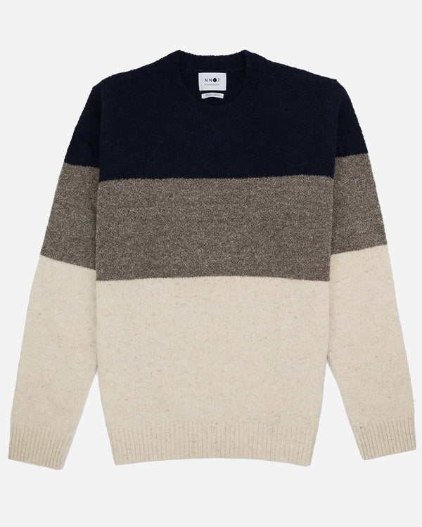 NN07 Ed Block Knit | Men's Clothing Stores