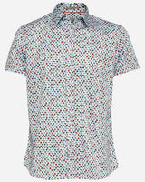Disco S/S Shirt |  Short Sleeve Shirts - Menzclub