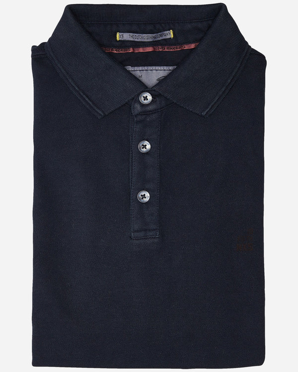 Knitted Polo |  T-Shirts - Menzclub