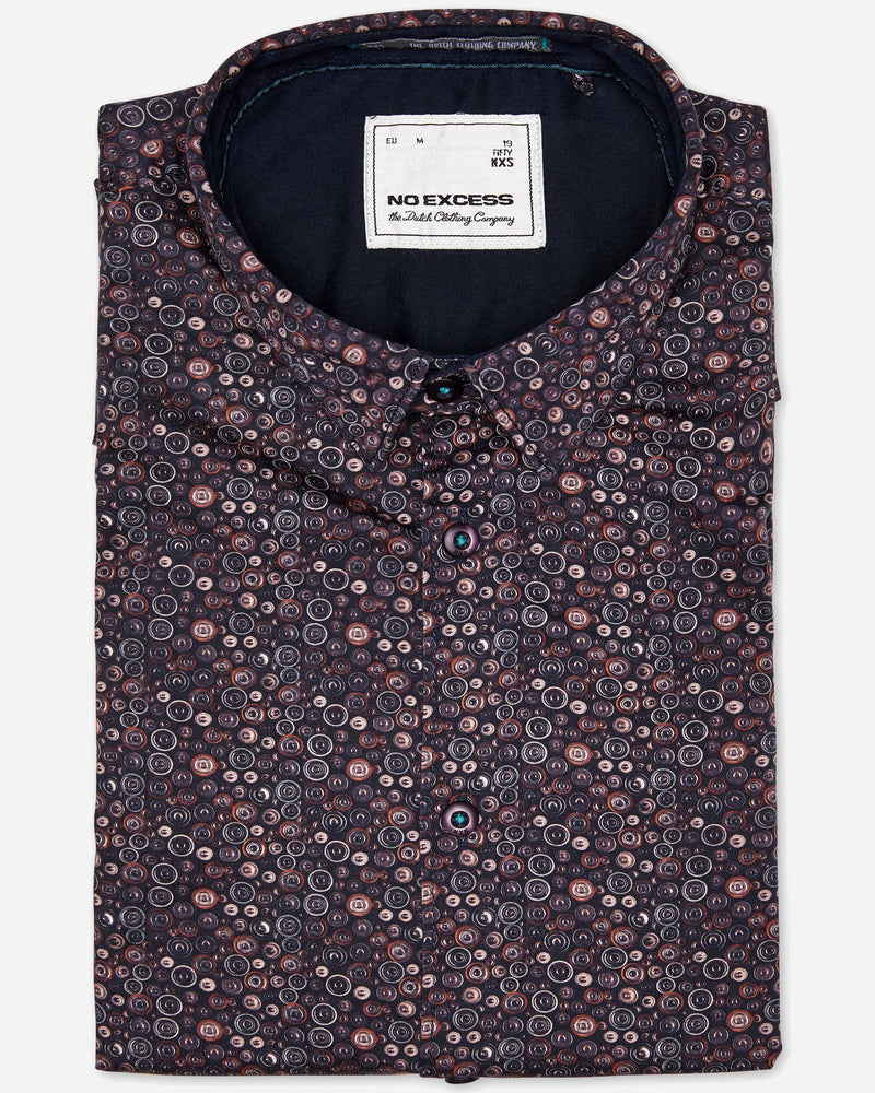 No Excess Night Shirt |  Casual Shirts - Menzclub