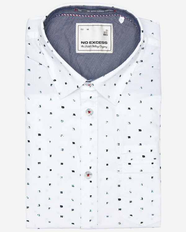No Excess S/S Shirt |  Short Sleeve Shirts - Menzclub