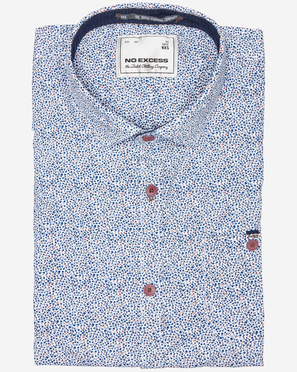 No Excess S/S Shirt - Menzclub