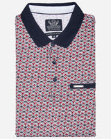 Thomson & Richard's Paris Polo | Men's Polos Online