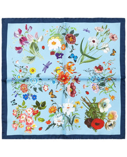 Floral Pocket Square |  Pocket Squares - Menzclub