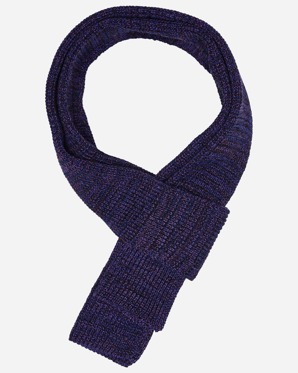 Purple Woven Scarf | Men's Winter Scarves