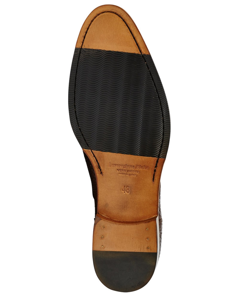 Leather Sole Shoes