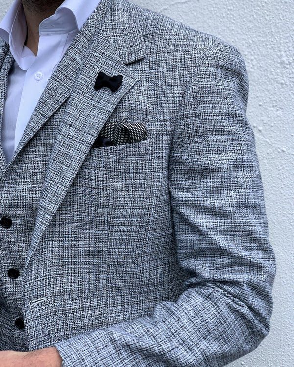 Rodeo Grey Sports Jacket | Men's Blazers Online