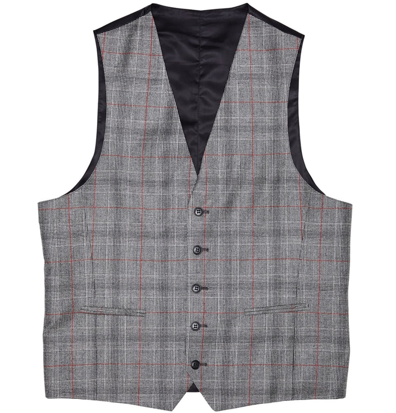 Prince of Wales Check Waistcoat | Men's Vests Melbourne