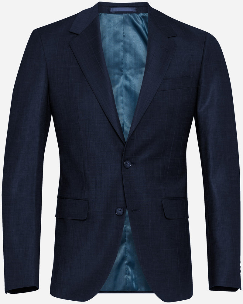 Seneca Check Suit | Men's Business Suits