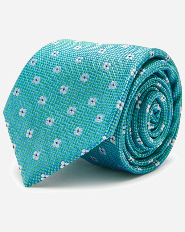 Barrack Green Tie | Men's Online Store - Menzclub