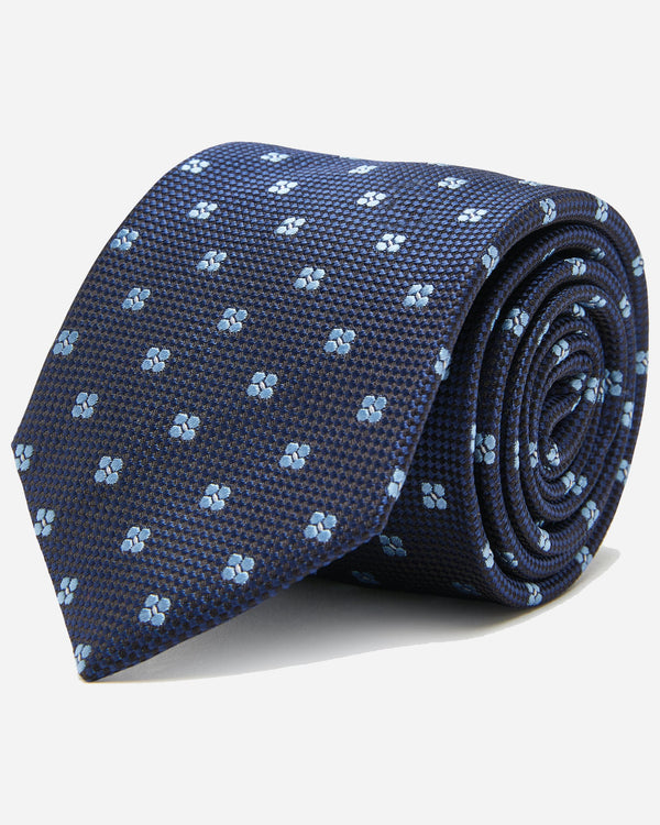 Barrack Floral Tie | Men's Online Store