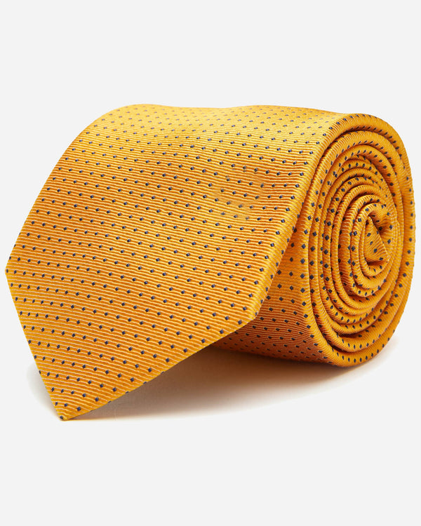 Men's Yellow Tie | Shop Ties Online