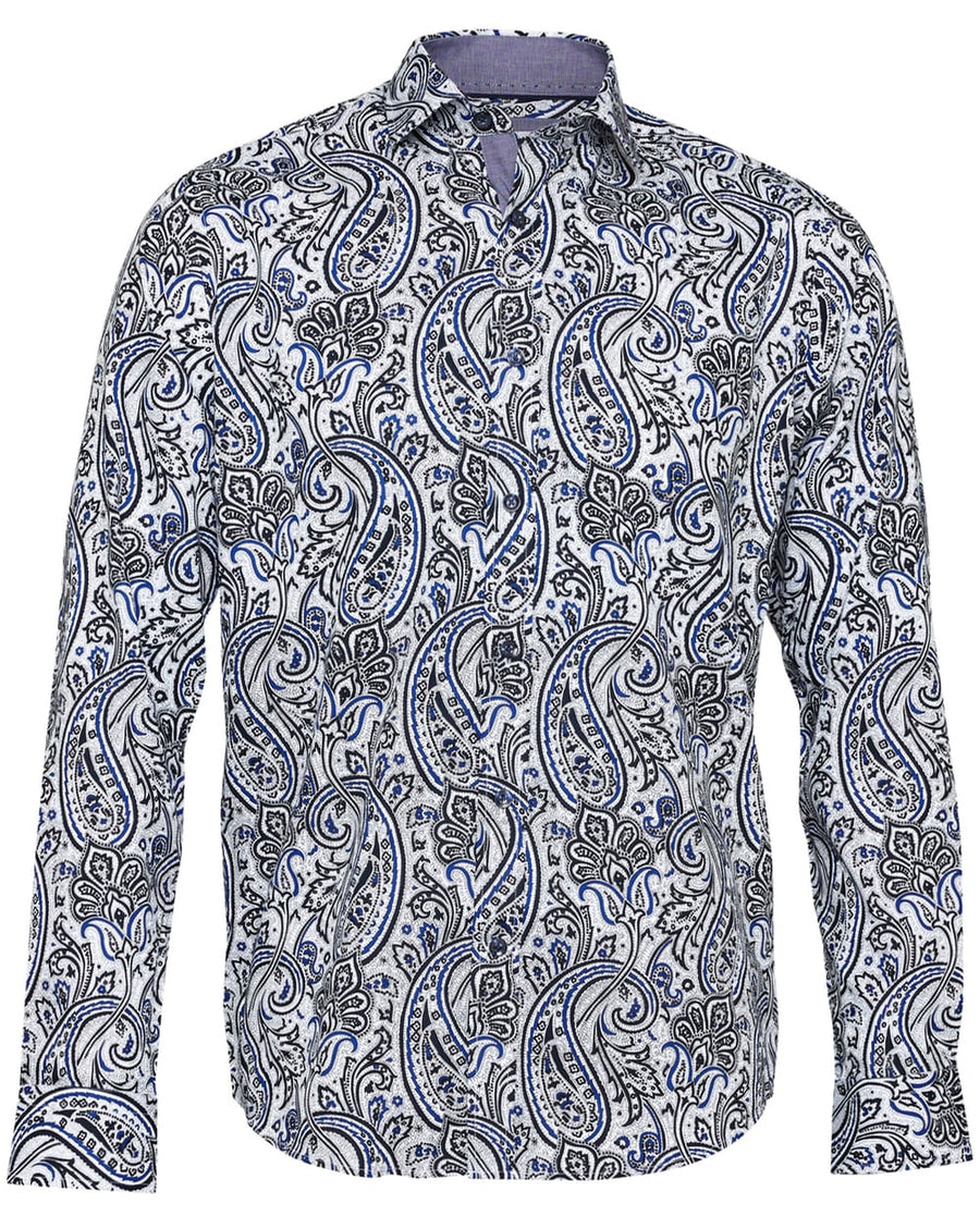 Men's Paisley Shirts