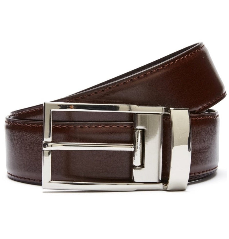 Genuine Leather Belts | Tan Dress Belt