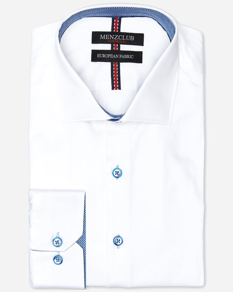 Thompson Shirt |  Formal Shirts - Menzclub