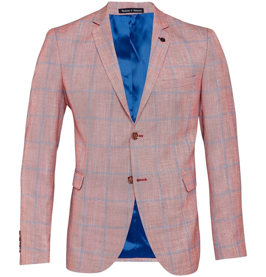 Check Sport Coats for Men