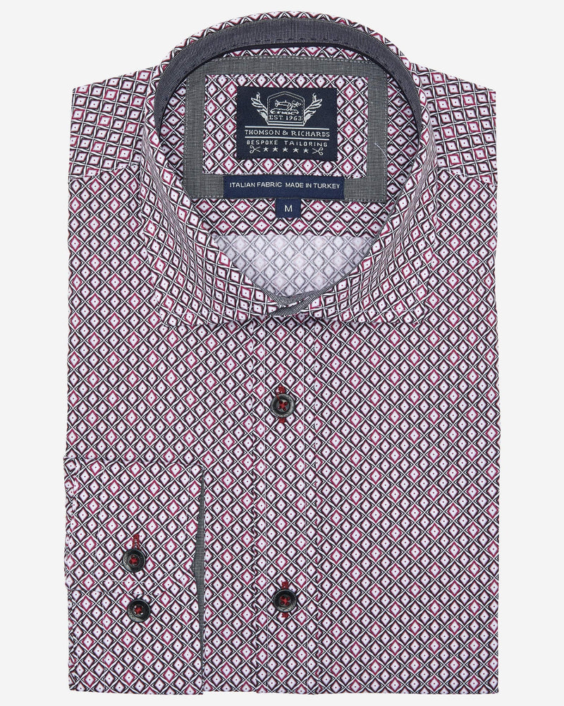 Thomson & Richards Ribery Shirt | Men's Casual Shirts