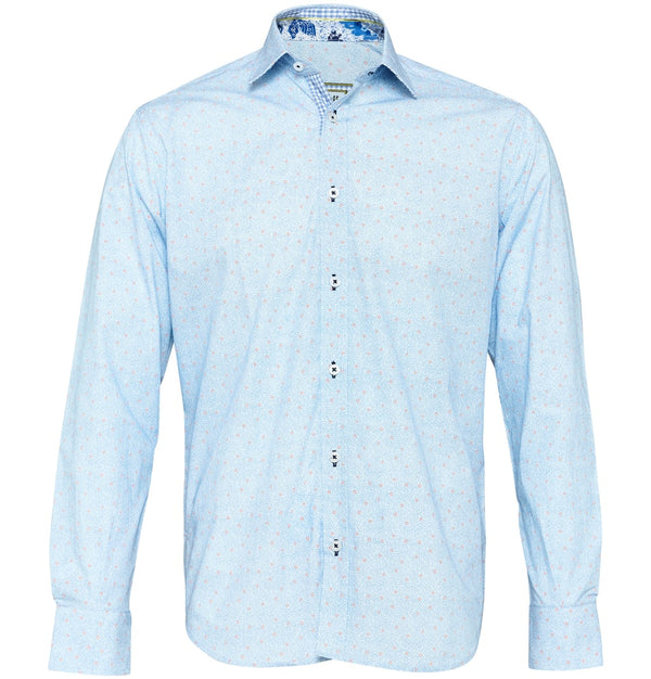 Franco Negretti Shirt |  Casual Shirts - Menzclub