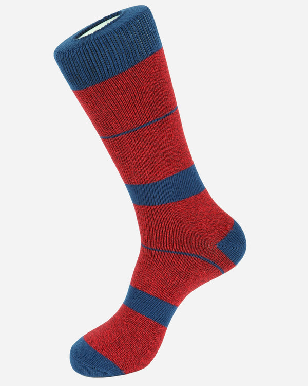 Stripe Boot Socks |  Socks - Menzclub