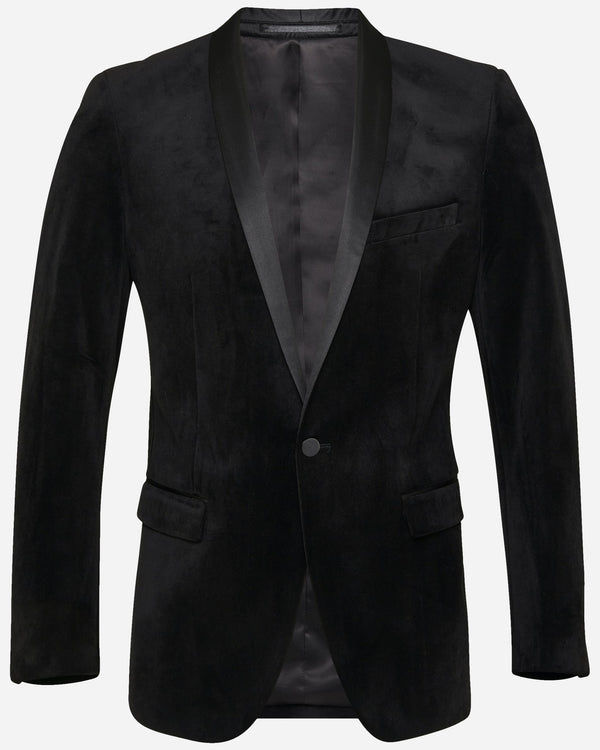 Velvet Dinner Jacket | Men's Formalwear Online