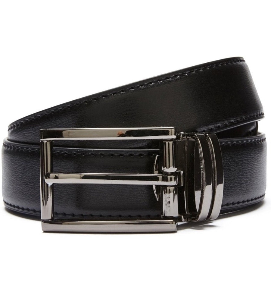 Genuine Leather Dress Belts