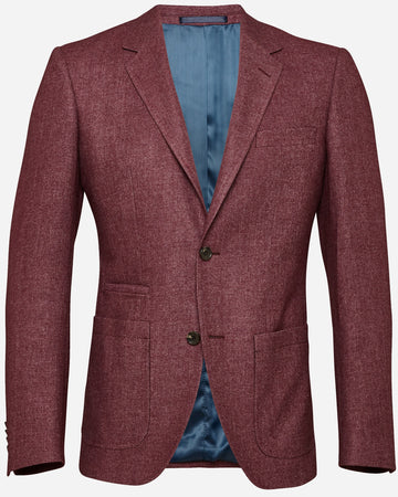 Maroon Blazer and Sport Coats for Men
