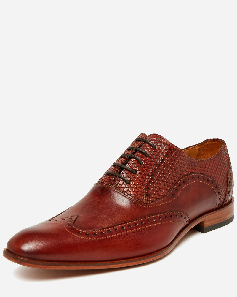 Wingtip Brogue |  Lace Up - Menzclub
