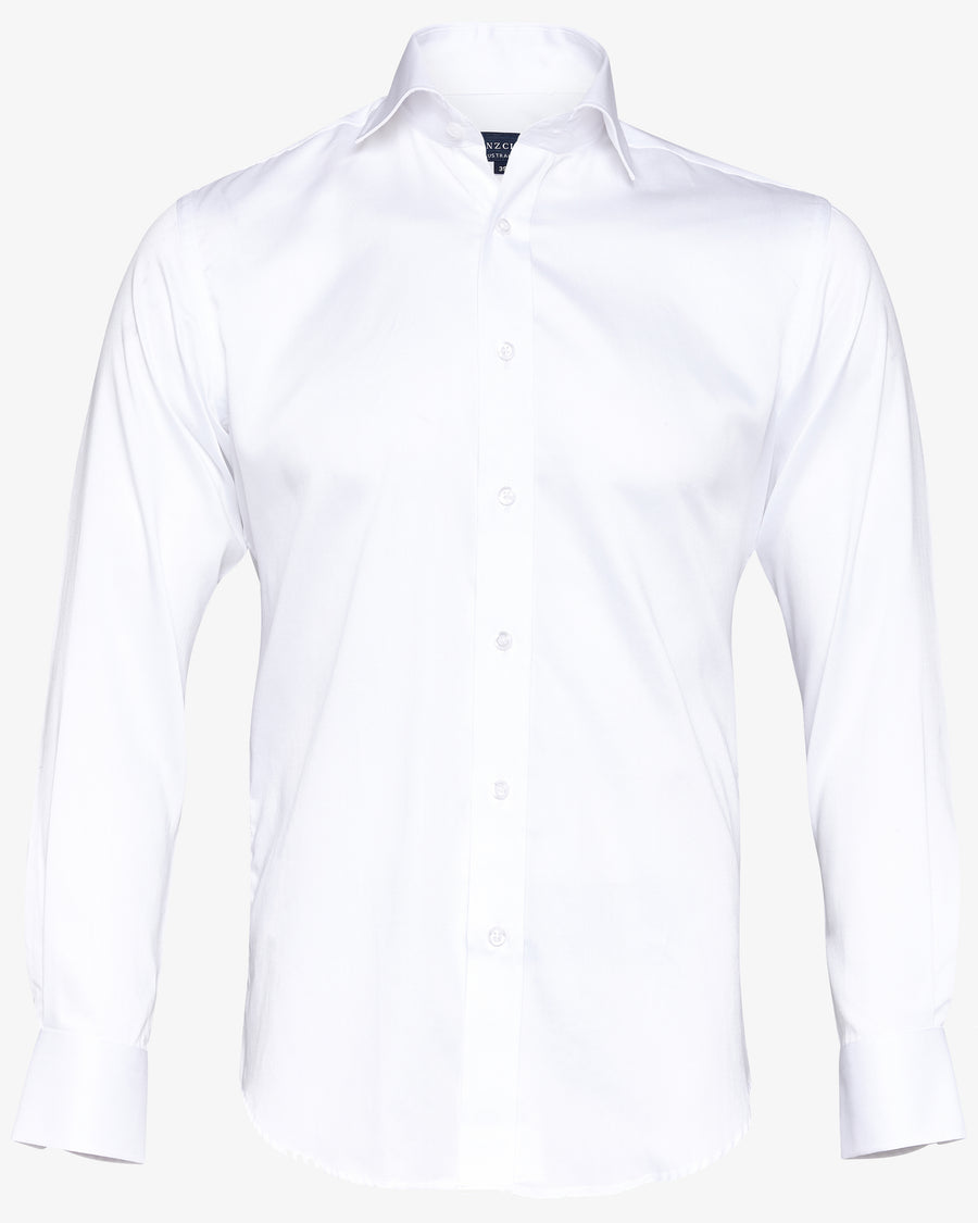 White Business Shirt | Men's Shirts Melbourne