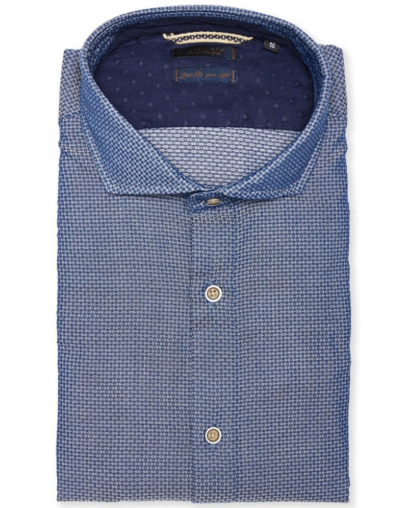 Men's Slim Fit Casual Shirt
