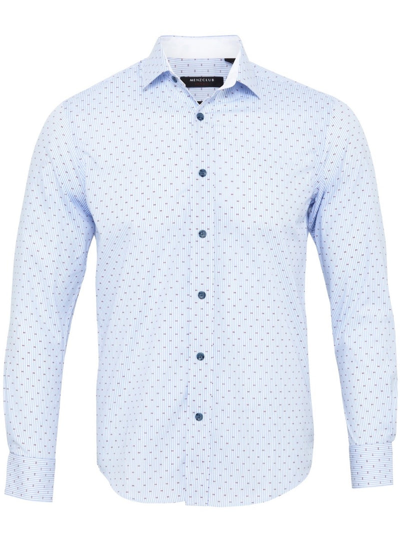 Patterned Shirt |  Formal Shirts - Menzclub