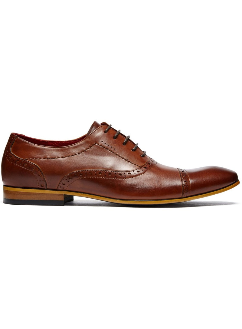 Chicago Brogue |  Lace Up - Menzclub