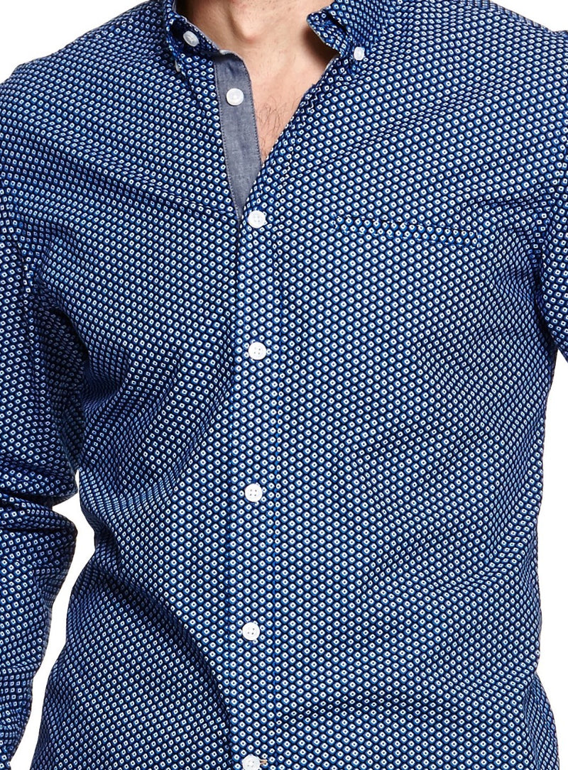 Cutler Cotton Shirt | Men's Shirts Melbourne - Menzclub
