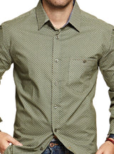 Cutler & Co Pattern Shirt |  Casual Shirts - Menzclub