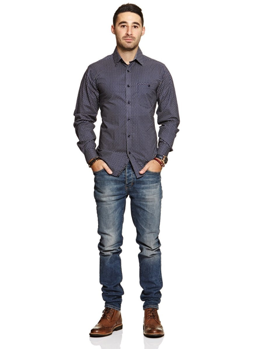 Men's Shirts Online | Melbourne Clothing Store