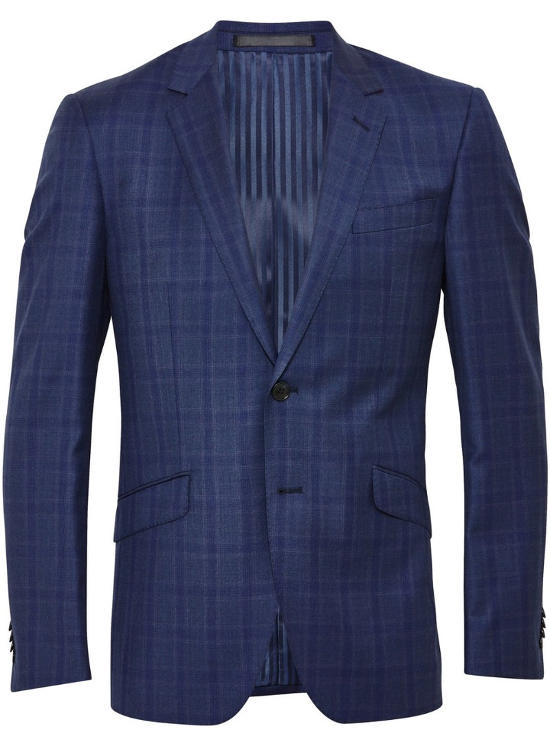 Check Suit |  Men's Suit Stores Melbourne - Menzclub