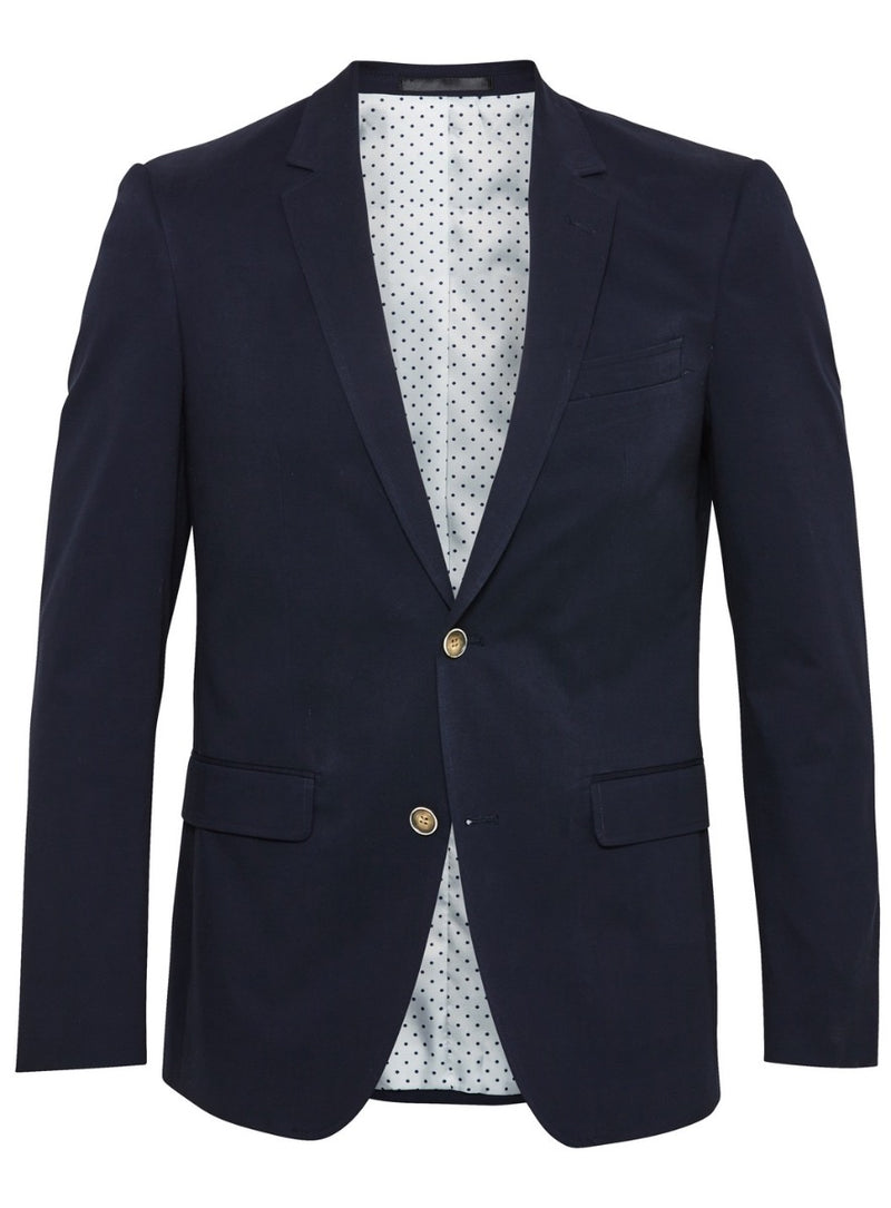 Cotton-Stretch S/C |  Blazers - Menzclub
