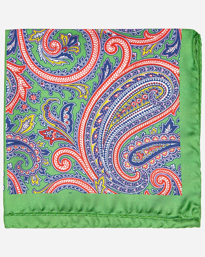Men's Silk Pocket Square Online