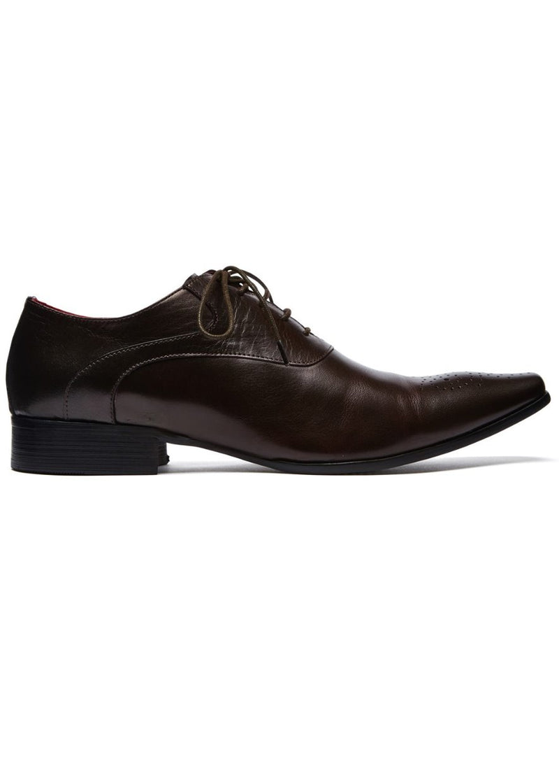 Jermyn Oxford Shoe |  Lace Up - Menzclub