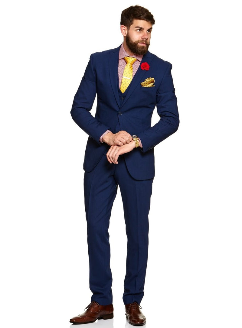 Peak Lapel Suit |  Suits - Menzclub