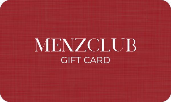 Menzclub Gift Card