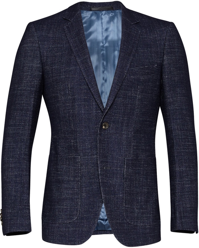 Navy Sport Coat | Shop Mens Blazers
