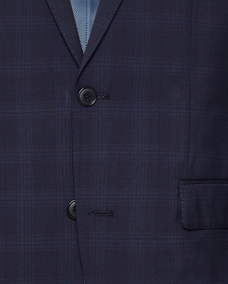 Men's Check Suits