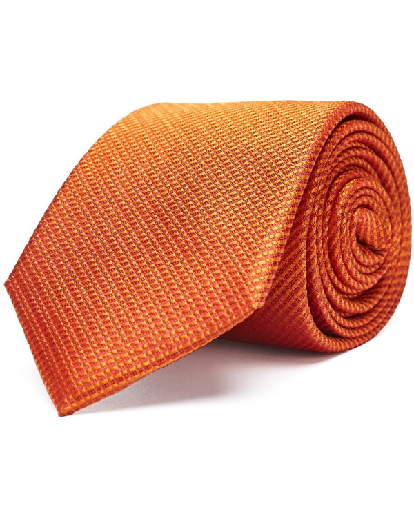 Textured Silk Tie |  Ties - Menzclub