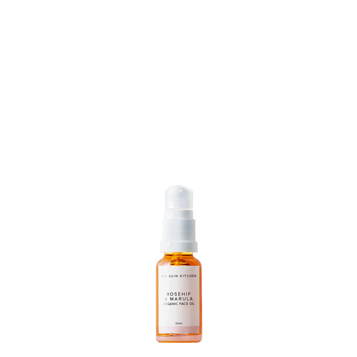 The Skin Kitchen - Organic Rosehip & Marula Face Oil