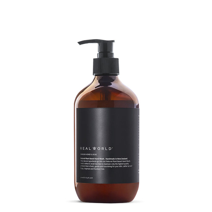 Real World - Manuka Honey & Rose Hand Wash
